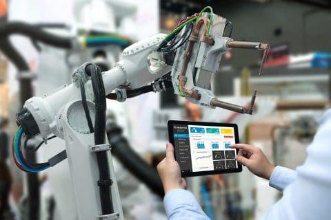 Digitale Fabrik – Visualisierung von Potentialen in Produktionsabläufen