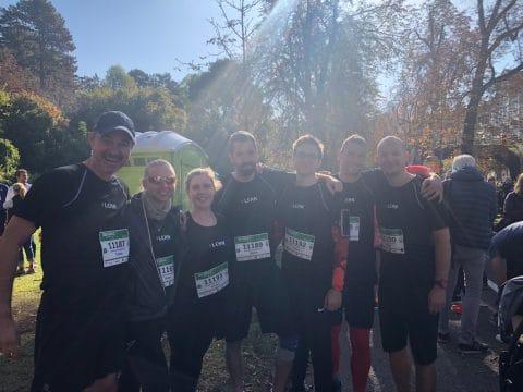 Graz Marathon 2019 vor Start